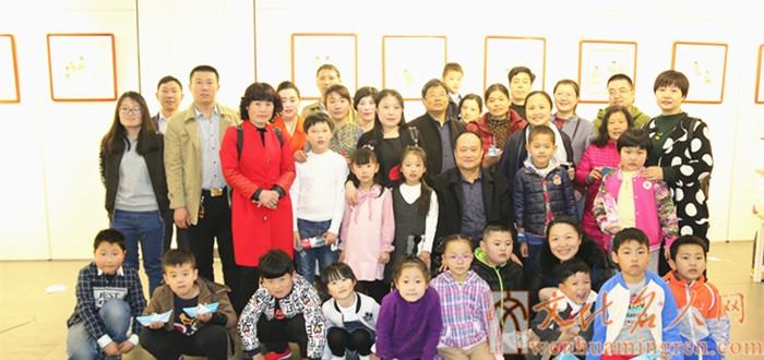 李玉宝携书作《那年那月老游戏》走进临沂市图书馆与读者见面