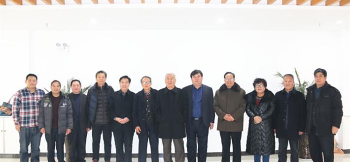 永恒集团、文化名人网迎新书法交流活动在永恒华府举行