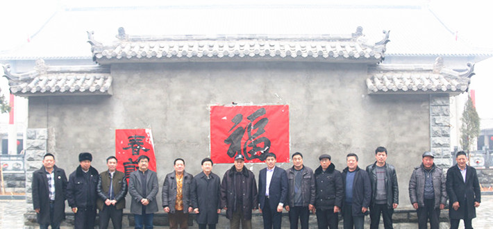 家风家训寓于楹联,解氏祠堂成为传统文化大载体