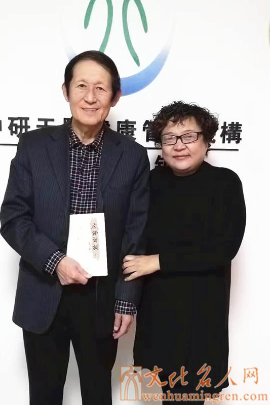 左起:孙晓华、原野