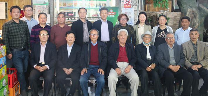 水墨传承2021·全国书画名家邀请展启动仪式在书圣故里山东临沂举行